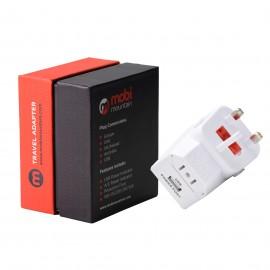 MOBI USB World Travel Adaptor MMTA01