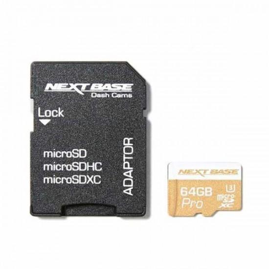 Nextbase 64GB U3 Micro SD Card NBDVRS2SD64GBU3