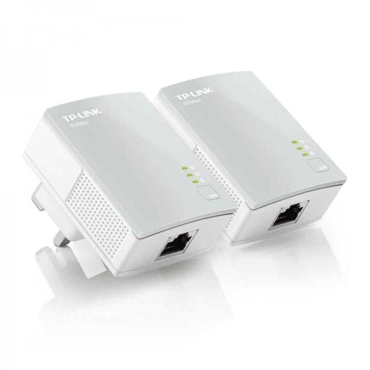 TP-LINK Powerline Adapter 600 Starter Kit TL-PA4010 KIT V1.20