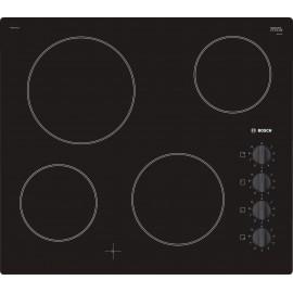 Bosch Serie 2 electric hob 60cm Black   PKE611CA1E