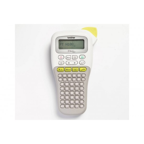 Brother P-touch Handheld Label Printer | PTH108