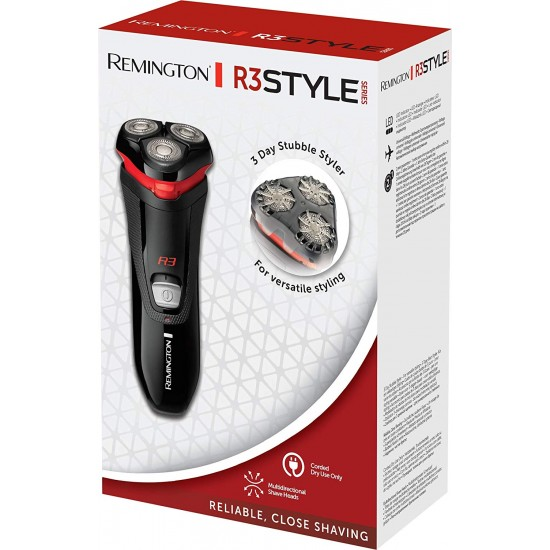 Remington R3 Style Series Rotary Shaver | R3000