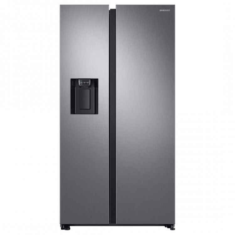 Samsung American Fridge Freezer with SpaceMax Technology Stainless Steel | RS68N8220S9