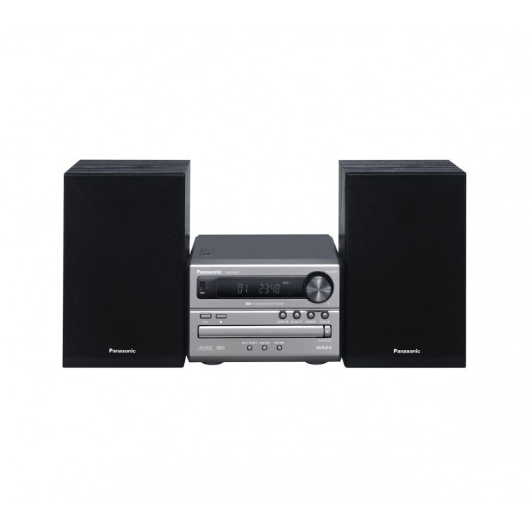 Panasonic Bluetooth Micro System Black | SCPM250B