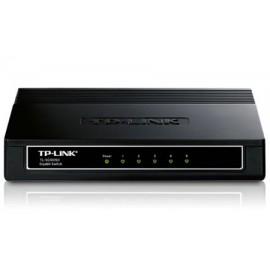 TP-LINK SG1005D 5-Port Gigabit Desktop Switch Supports Auto MDI / MDIX
