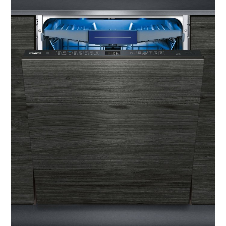 SIEMENS SN658D02MG iQ500 14 Place Integrated Dishwasher