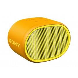 Sony XB01 EXTRA BASS™ Portable BLUETOOTH® Speaker Yellow - SRSXB01Y.CE7