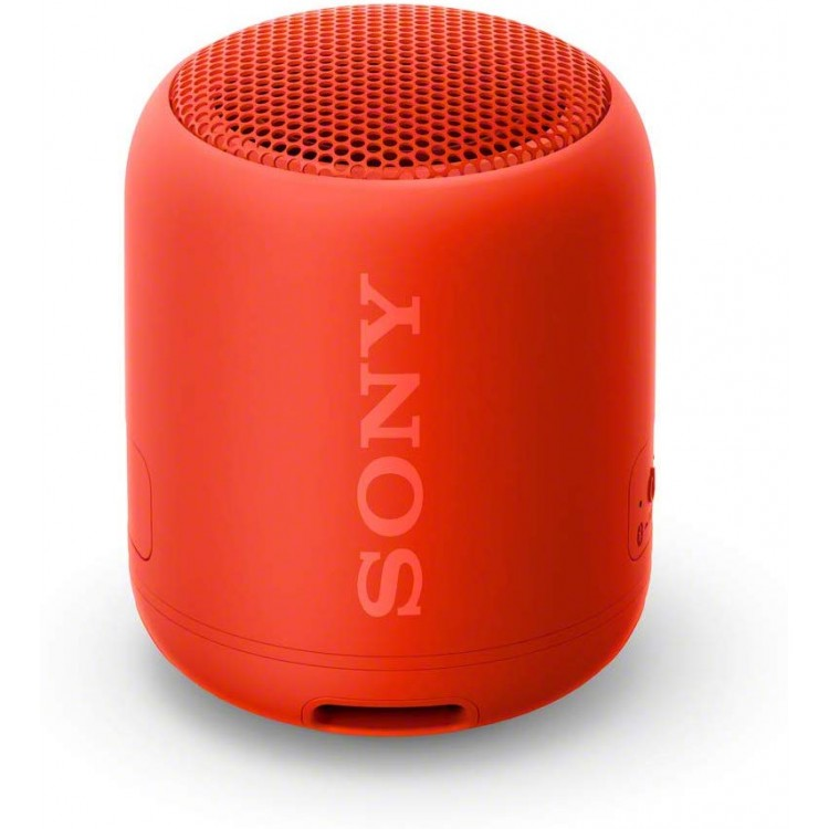 Sony XB12 EXTRA BASS™ Portable BLUETOOTH® Speaker Black | SRSXB12R.CE7