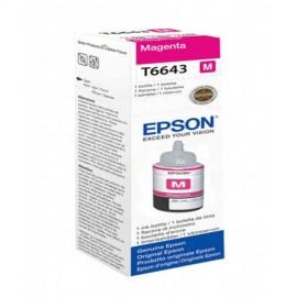 Epson T6643 Magenta Ink Bottle | T664340