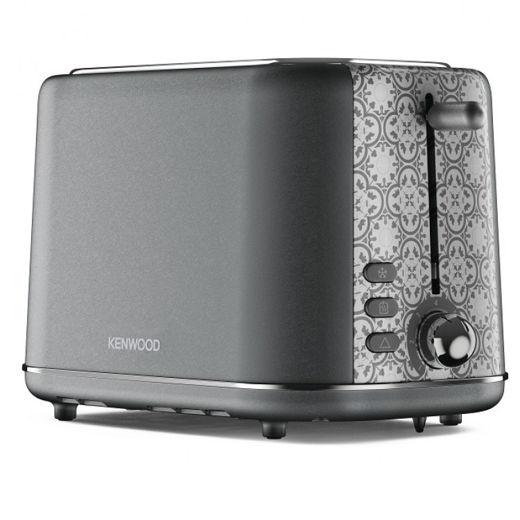 Kenwood Abbey Slate Collection 2 Slice Toaster   TCP05.AOGY