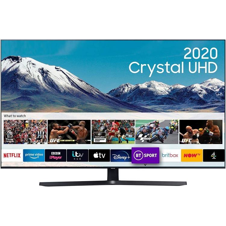 "Samsung TU8500 Crystal UHD 4K HDR Smart TV 55""   UE55TU8500UXXU"