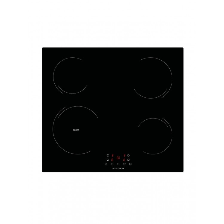 Cata 4 Zone Induction Hob | UBIND60BV