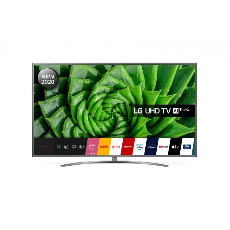 LG UN81 4K Smart UHD TV 43"