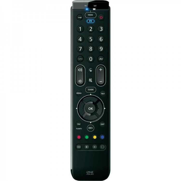 One For All Essence 2 Remote Control URC7120