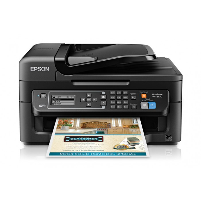 Epson Workforce All-in-One Printer WF 2630