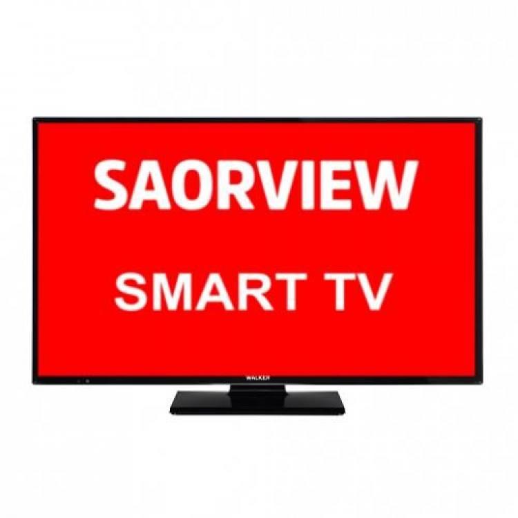 """Walker 24WPS19P 24"""" Smart LED HD TV with WiFi"""