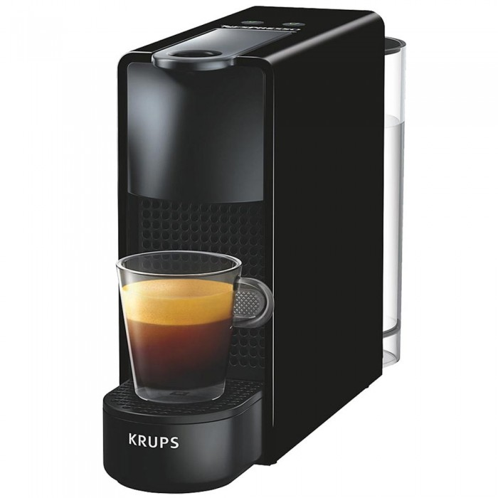 krups nespresso essenza coffee machine xn110840. Black Bedroom Furniture Sets. Home Design Ideas