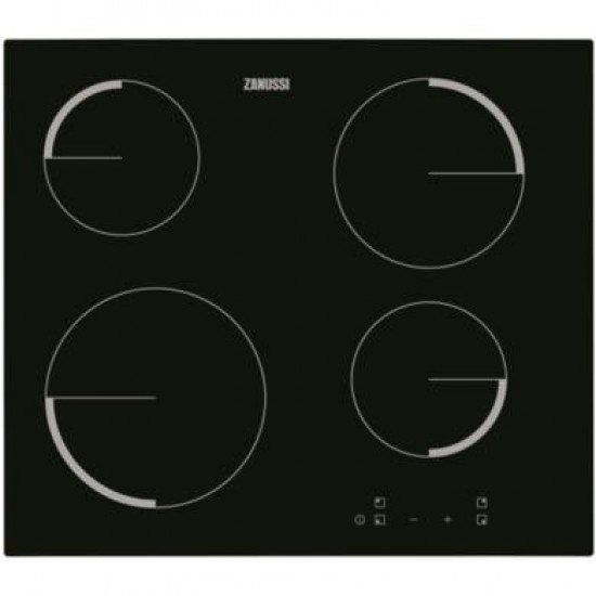 Zanussi ZPVF4130X Single Oven And Ceramic Hob Pack - Stainless Steel
