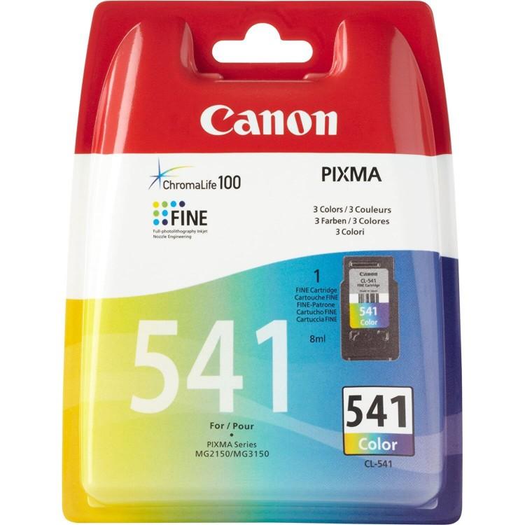 Canon CL-541 C/M/Y Colour Ink Cartridge