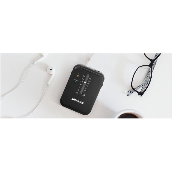 Sangean Pocket 320 Hand Held Radio | A500441
