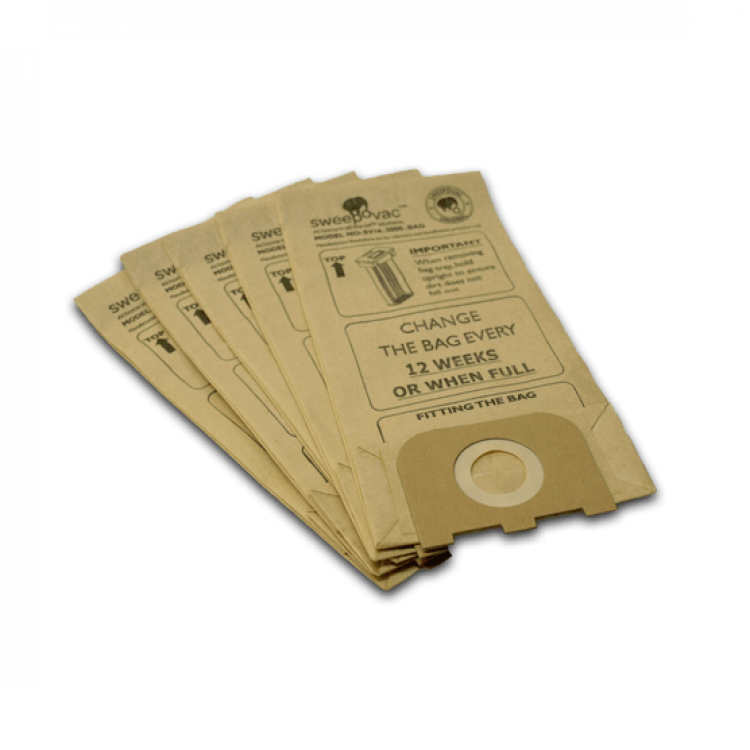 Sweepovac Replacement Dustbags SVI4.3000