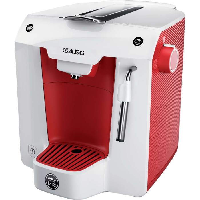 aeg favola red coffee machine lm1500re u. Black Bedroom Furniture Sets. Home Design Ideas