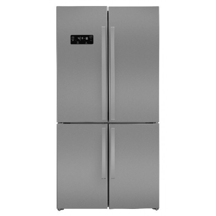 beko gn1416221zx american style fridge freezer multi zone. Black Bedroom Furniture Sets. Home Design Ideas