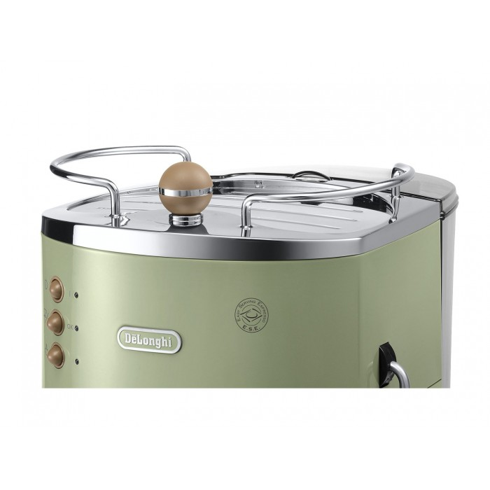 green coffee machine