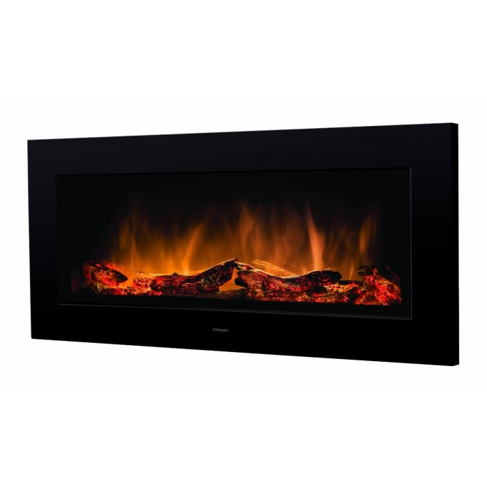 dimplex wall mounted fire sp16. Black Bedroom Furniture Sets. Home Design Ideas