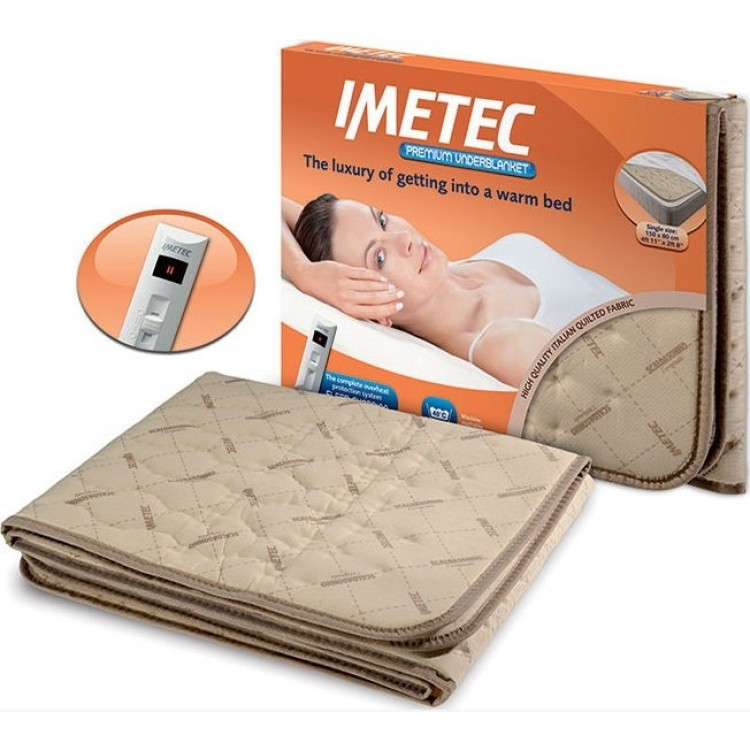 Imetec Premium Underblanket Single | 16026