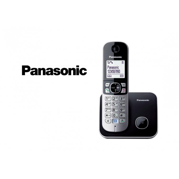 Panasonic Digital Cordless Phone with 1 Handset KXTG6811