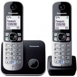 Panasonic Digital Cordless Phone with 2 Handsets | KXTG6812