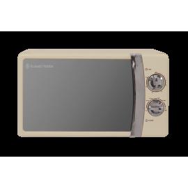 Russell Hobbs RHMM701C 700W Manual Microwave Cream