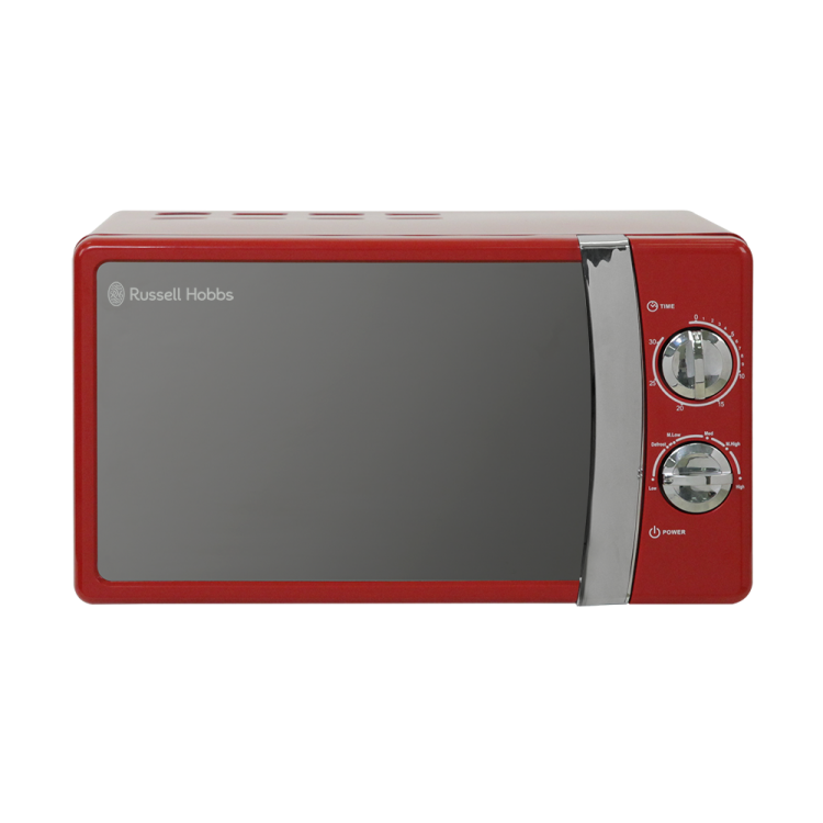 Russell Hobbs RHMM701R Manual Microwave Red