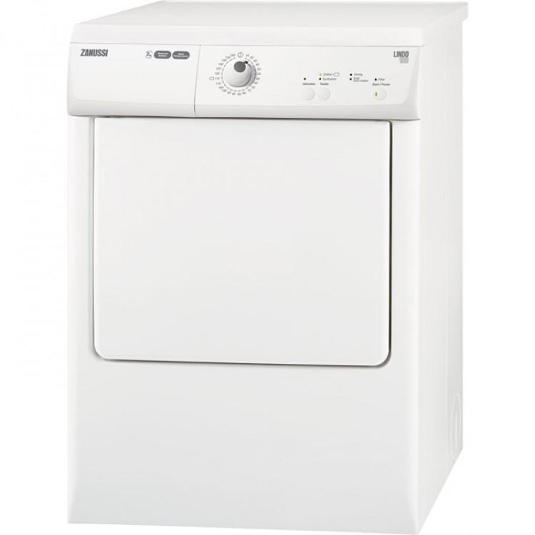 Zanussi Lindo 7KG Vented Dryer White ZTE7100PZ
