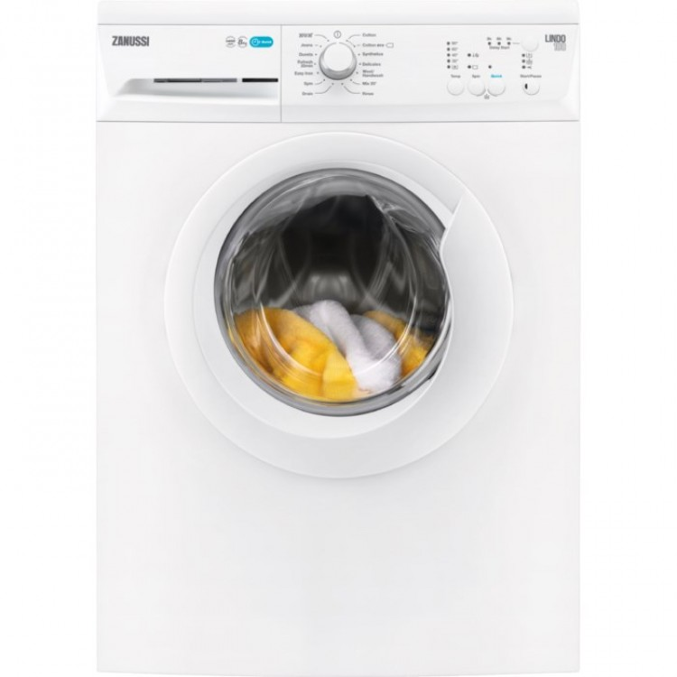 Zanussi 8kg 1400rpm Washing Machine ZWF81440W